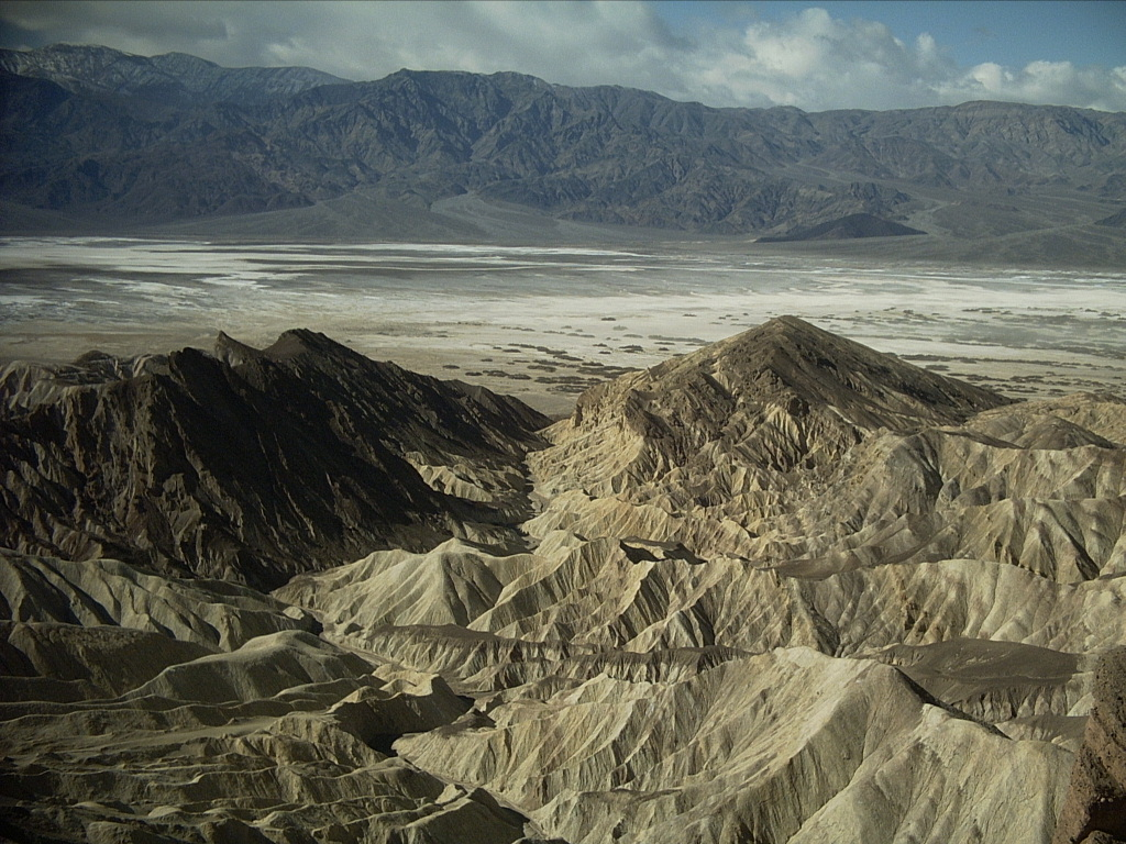 Neat Hikes in Death Valley National Park, California